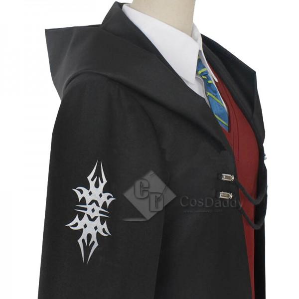 FGO Fate Grand Order Ritsuka Fujimaru Gudako Mage's Association Cosplay Costume