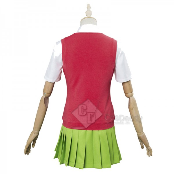 The Quintessential Quintuplets Nakano Itsuki Cosplay Costume