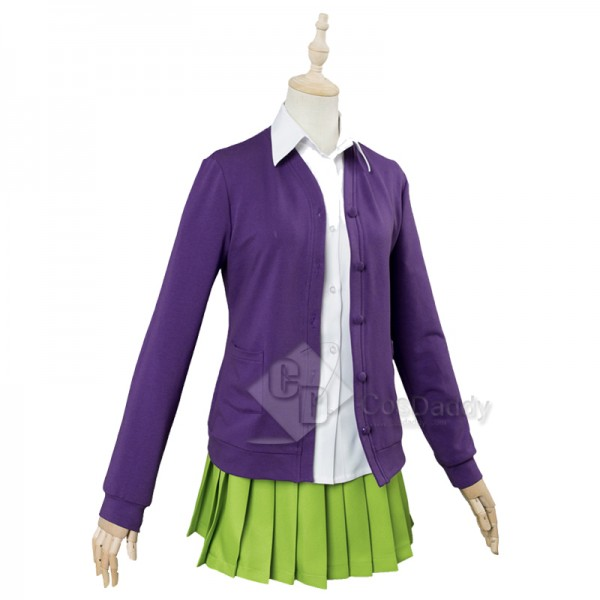 The Quintessential Quintuplets Nakano Nino Cosplay Costume