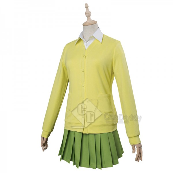 The Quintessential Quintuplets Nakano Ichika Cosplay Costume