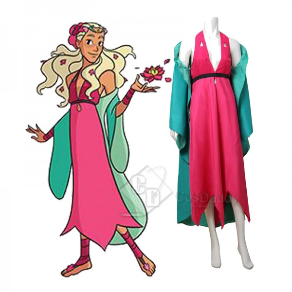 She-Ra and the Princesses of Power Perfuma Cosplay...