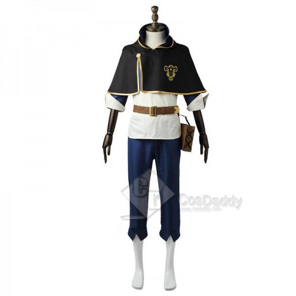 Black Clover Asta Cosplay Costume