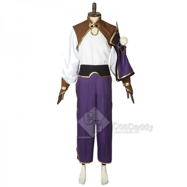 FGO Fate Grand Order Saber Lan Ling Wang Cosplay Costume