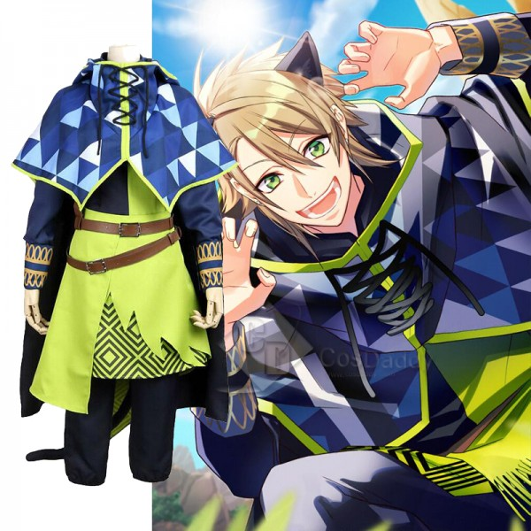 A3! Summer Miyoshi Kazunari Cosplay Costume