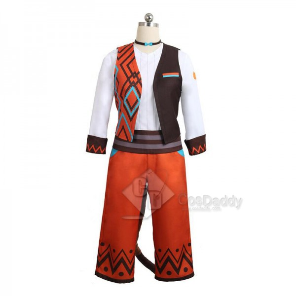 A3! Summer Sumeragi Tenma Cosplay Costume