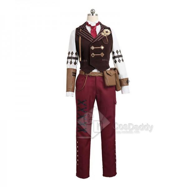 A3! Minaki Tsuduru Cosplay Costume
