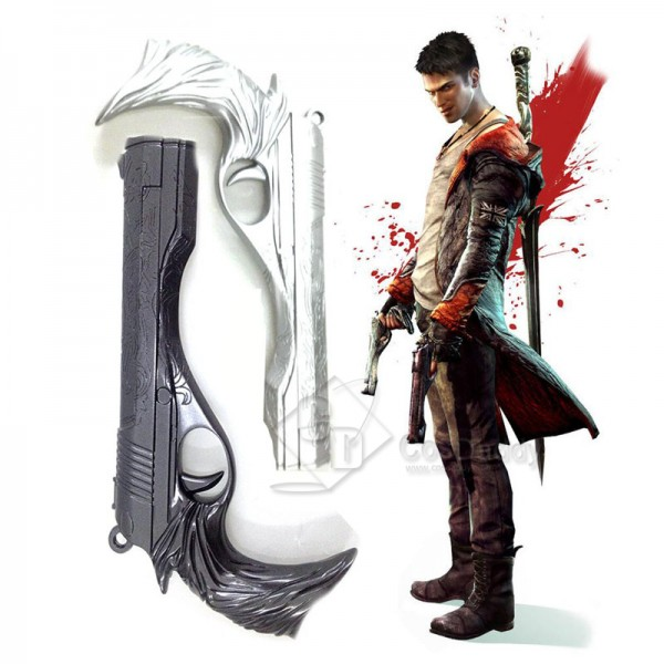 Devil May Cry 5 DMC5 Dante Cosplay Prop Gun