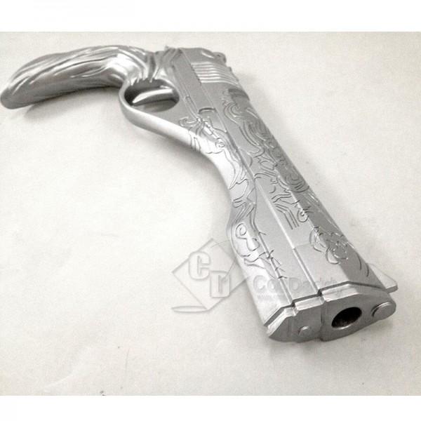 Devil May Cry 5 DMC5 Dante Cosplay Prop Gun