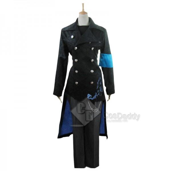 Devil May Cry 5 DMC5 Vergil Cosplay Costume