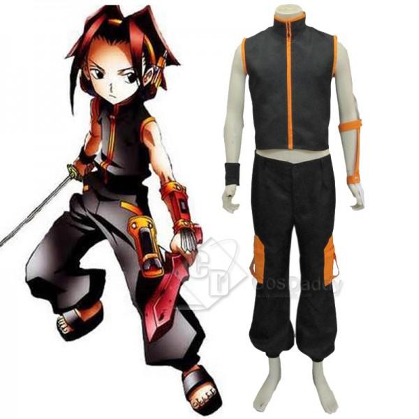 Shaman King Yoh Asakura Battle Suit Trousers Versi...