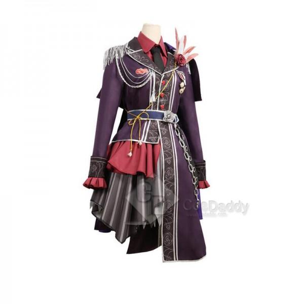 BanG Dream! Roselia 3th live Minato Yukina Cosplay Costume