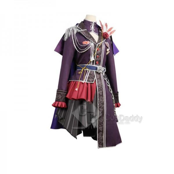 BanG Dream! Roselia 3th live Imai Lisa Cosplay Costume