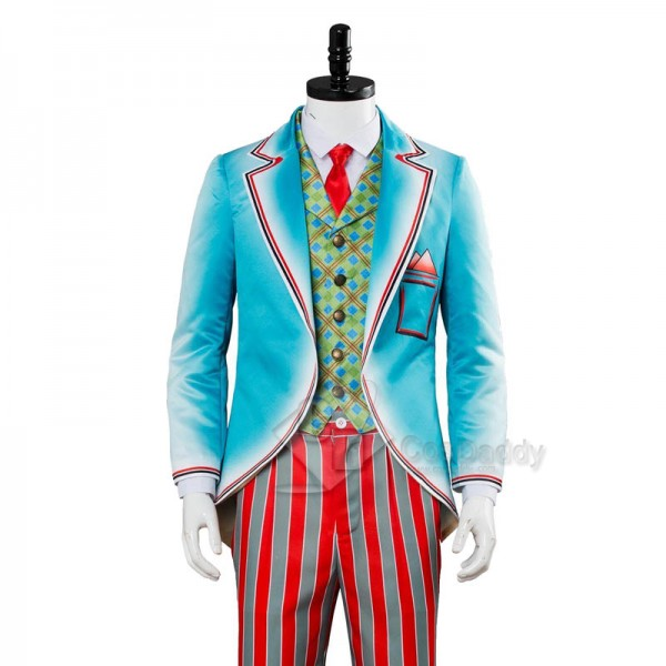 Mary Poppins Returns Jack Cosplay Costume
