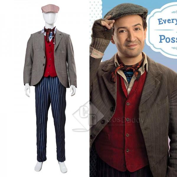 Mary Poppins Returns Jack Lin-Manuel Miranda Cospl...