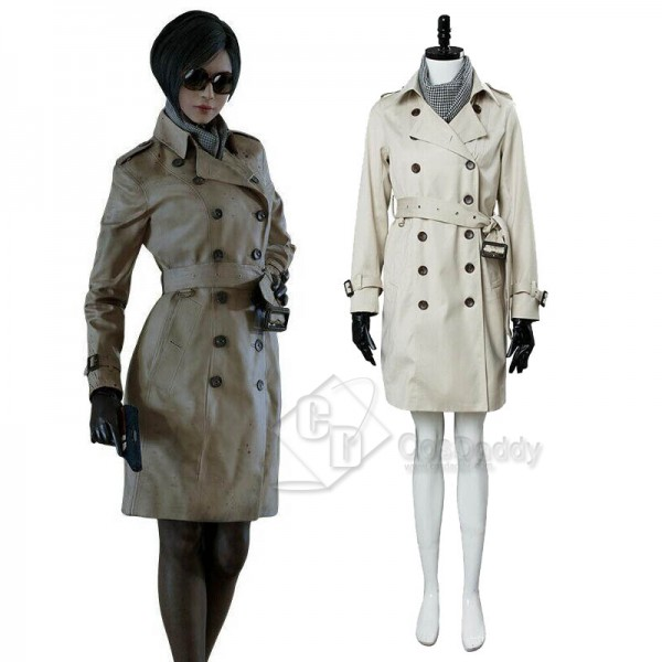 Biohazard Re 2 Ada Wong Cosplay Costume