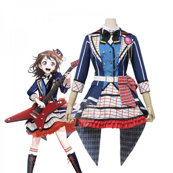 BanGDream! 7thLIVE Poppin'Party Toyama Kasumi Cosp...