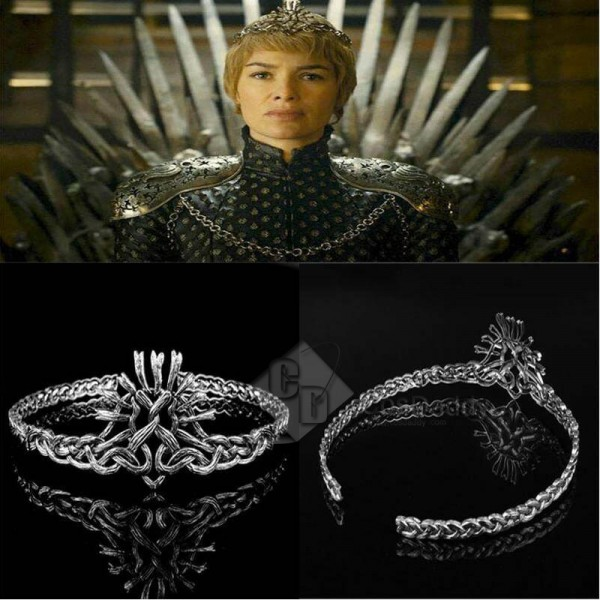 Game of Thrones Cersei Lannister Crown Cosplay Pro...