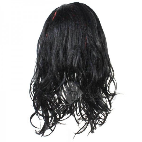 Hellboy: Rise of the Blood Queen Hellboy Mask Wig Halloween Cosplay Props