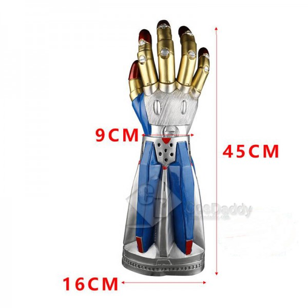 Devil May Cry 5 DMC5 Nero Robot Arm Glove Cosplay Accessories
