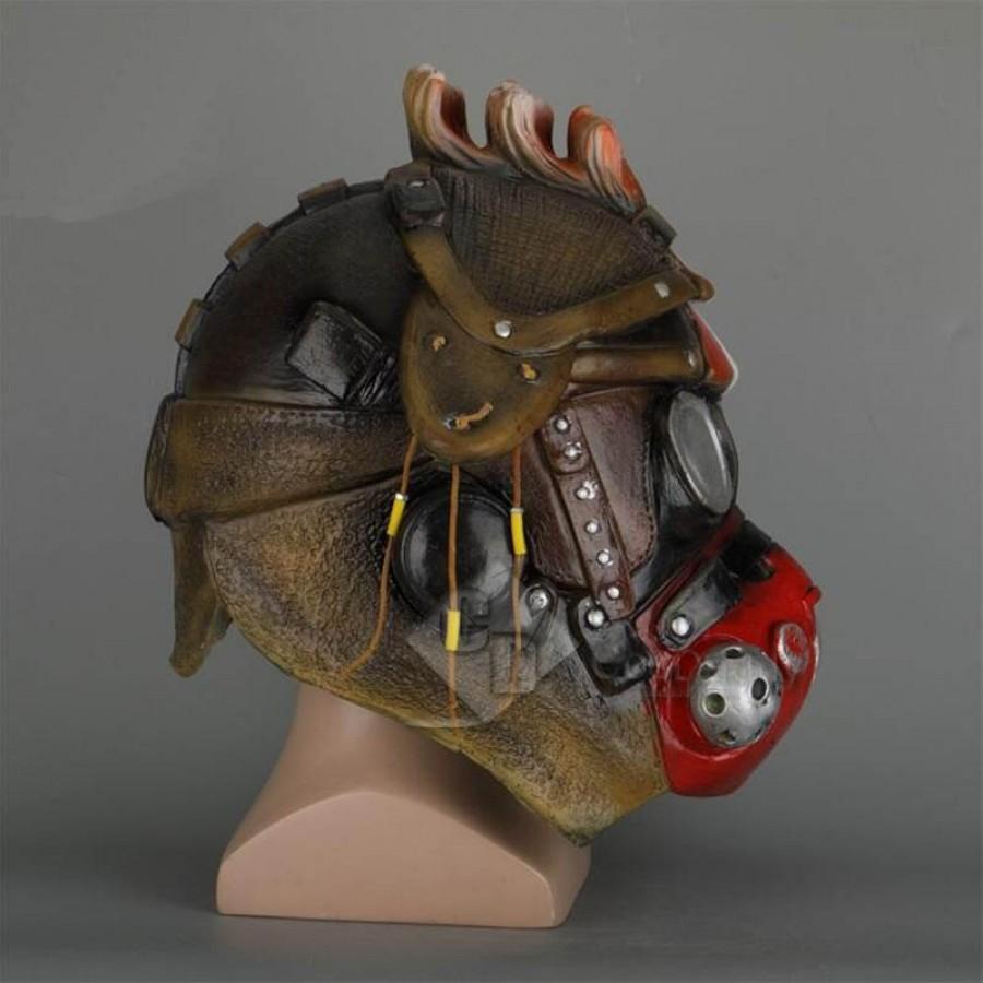 Apex Legends Bloodhound Mask Cosplay Accessories Halloween