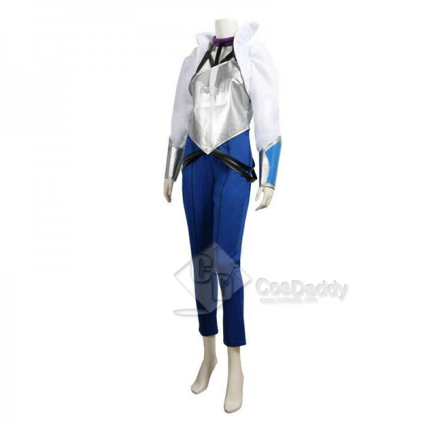 She-Ra And The Princess Of Power Netossa Cosplay Costume