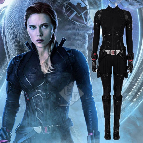 Avengers: Endgame Black Widow Natasha Romanoff Cosplay Costume