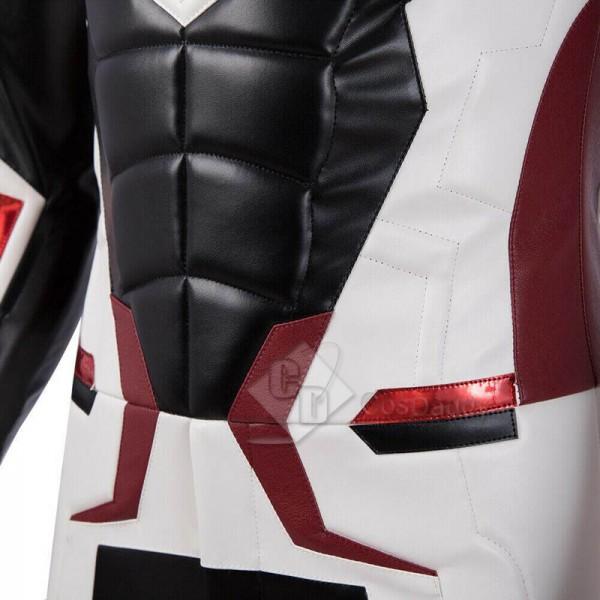 Avengers: Endgame Quantum Armor Jumpsuit Cosplay Costume