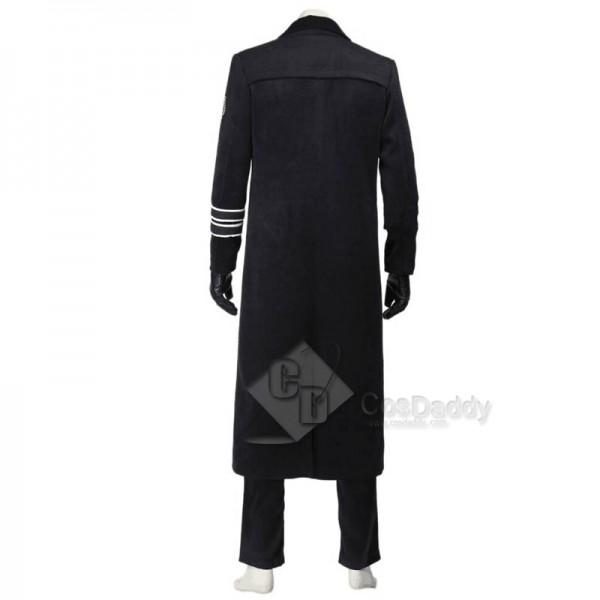 Star Wars: The Force Awakens Armitage Hux General Hux Cosplay Costume