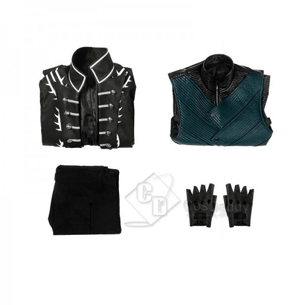 Devil May Cry 5 DMC 5 Vergil Cospaly Cosplay Costume