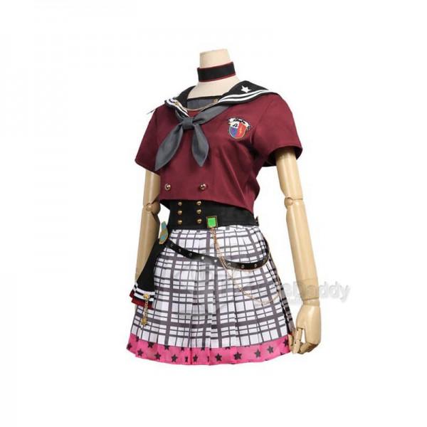 BanGDream Afterglow LostOne Uehara Himari Cosplay Costume