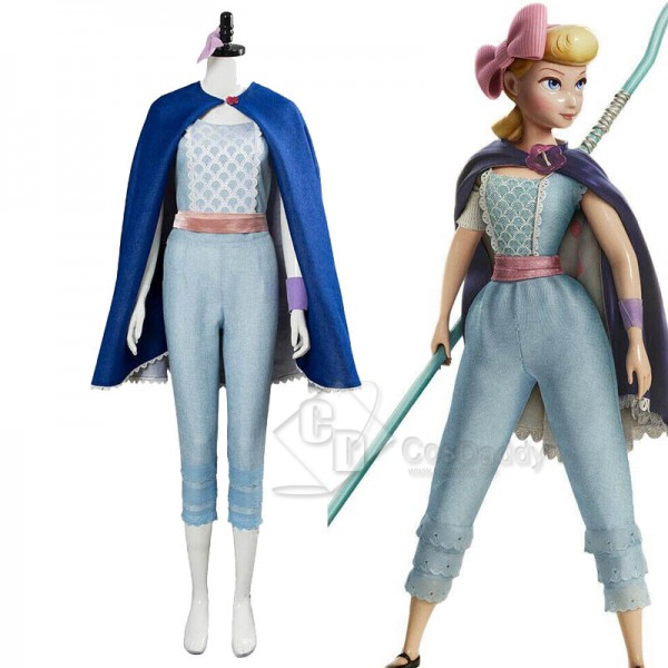 Toy Story 4 Bo Peep Cosplay Cosume