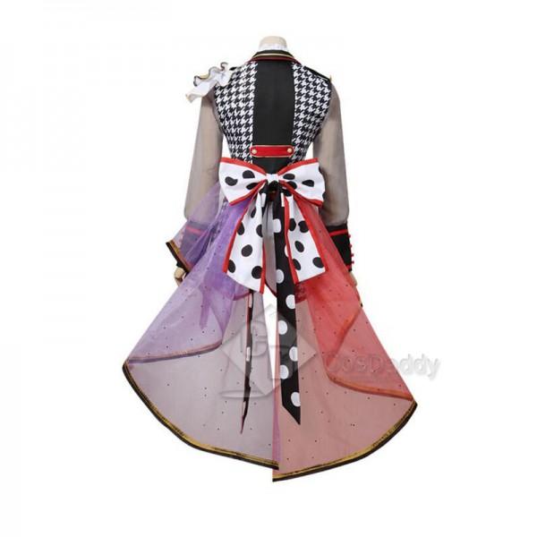 BanG Dream! Poppin'Party Toyama Kasumi Cosplay Costume
