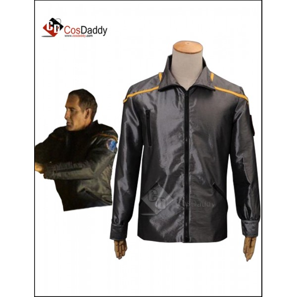 Star Trek Enterprise Away Team Jacket Uniform Cosp...