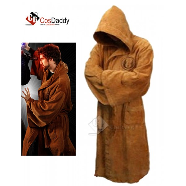Star Wars Jedi Bath Robe Coral Fleece Cosplay Cost...