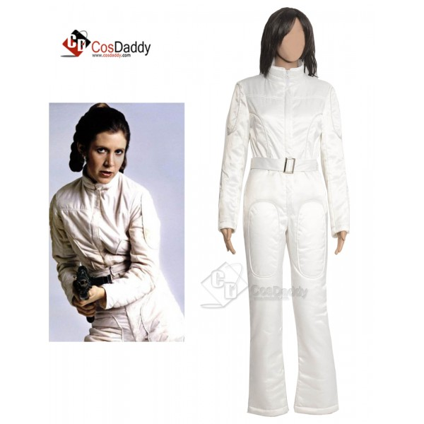 Star Wars A New Hope Princess Leia Organa White Ju...