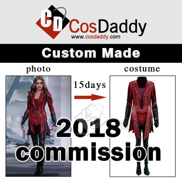 Custom Sepcial Costume Commission from Photo