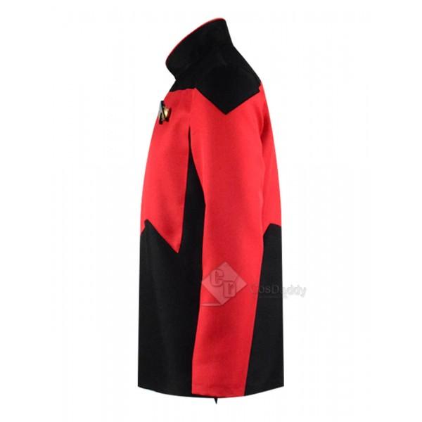Star Trek The Next Generation Captain Picard Uniform Costume For Sale