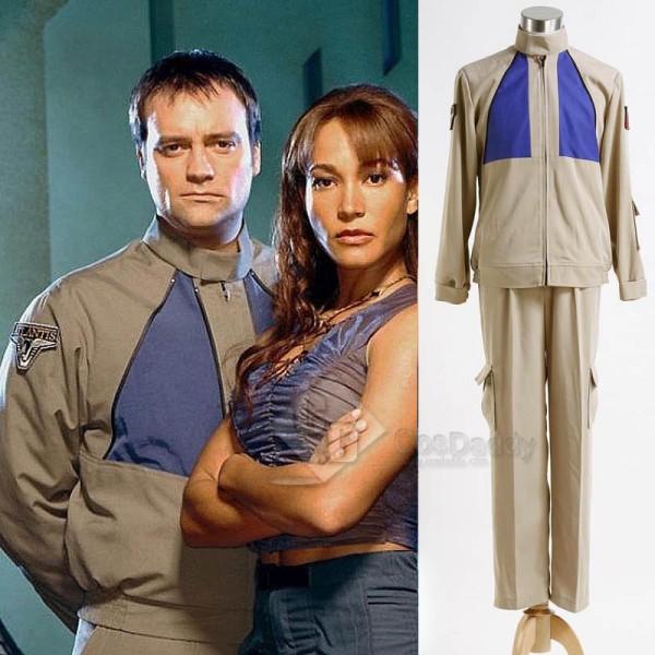 Stargate Atlantis Dr.Rodney McKay Uniform Jacket C...