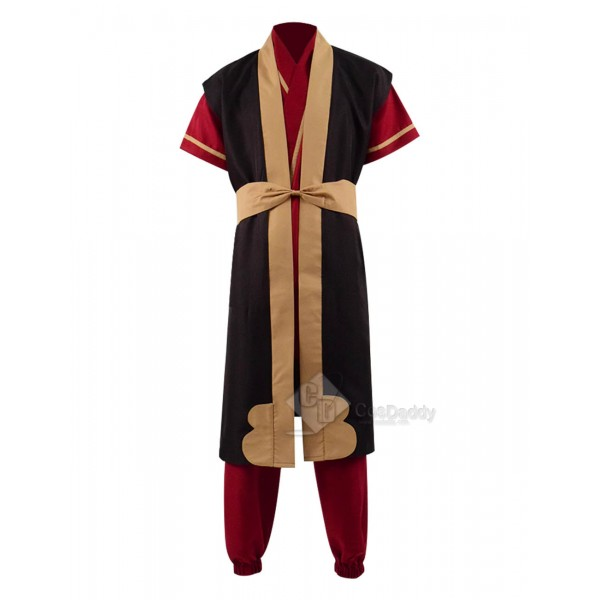 Avatar The Legend of Korra Zuko Cosplay Costume