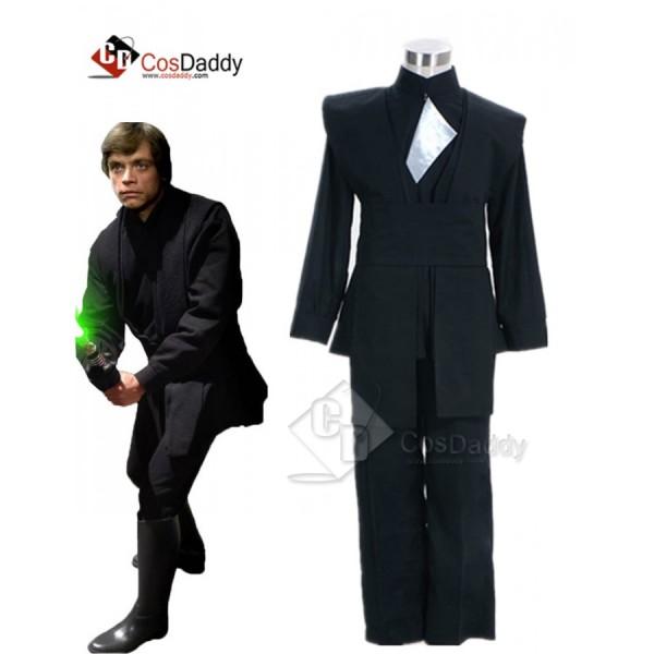 Star Wars Luke Skywalker Uniform Cosplay Costume