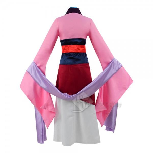 Mulan Chinese Classical Dress Cosplay Costume