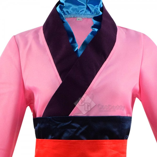 Mulan Chinese Classical Dress Cosplay Costume