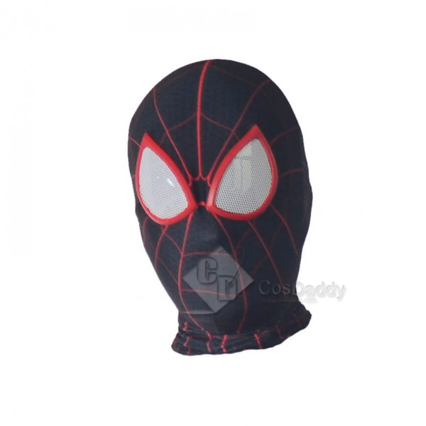 Spider-Man: Into the Spider-Verse Miles Morales Ultimate Spider-Man Costumes Jumpsuit Adults/Kids