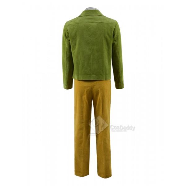 The Hobbit Bilbo Baggins Cosplay Costume
