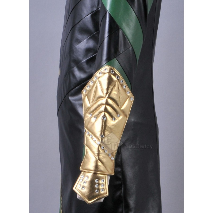 Cosdaddy Thor: The Dark World Cosplay Outfit Costume