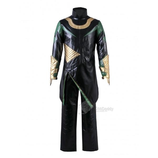 Thor : the Dark World Loki  Outfit Cosplay Costume Diamond