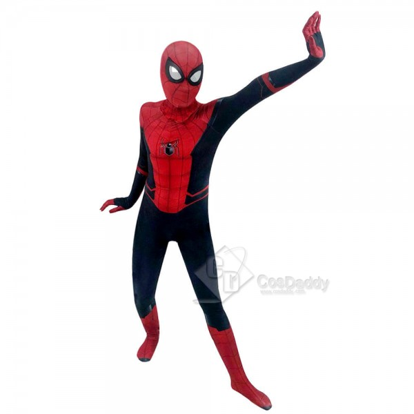 Spider-Man Costumes Halloween Hero Expedition Body...