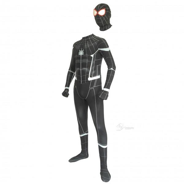 Spider-Man:Homecoming Halloween Black Bodysuit Spi...
