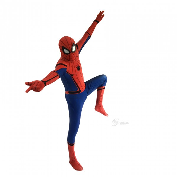 Spider-Man Homecoming Cosplay Costume Man Hallowee...