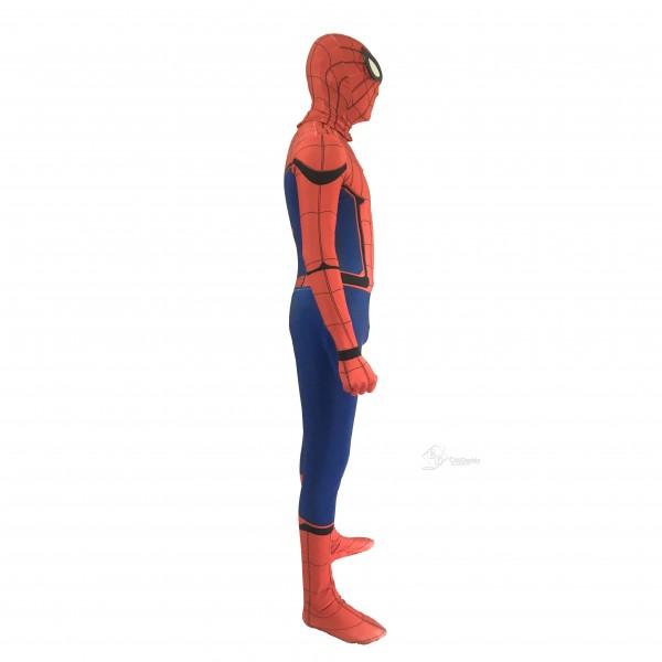 Spider-Man Homecoming Cosplay Costume Man Halloween Party Bodysuit Superhero Jumpsuit